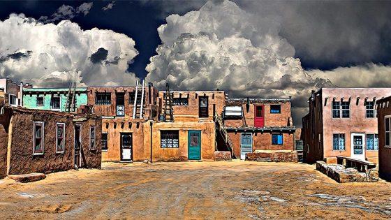 Acoma Pueblo-Sky City