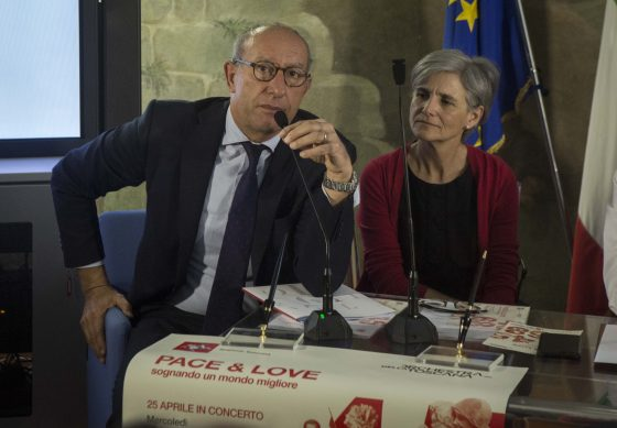 """""""Pace & Love"""", 25 aprile in concerto con ORT e Regione Toscana"""