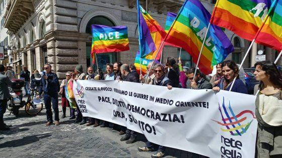 Siria: manifestazione per la pace, mercoledì a Firenze