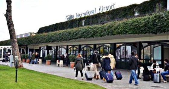 Aeroporto Pisa, Azione Ncc protesta per parcheggi dimezzati