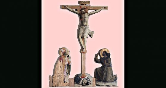 Restaurato 'Cristo crocifisso' del Beato Angelico