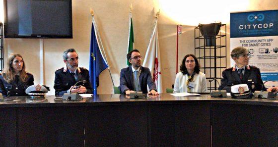 Progetto europeo CITYCoP a Palazzo Vecchio