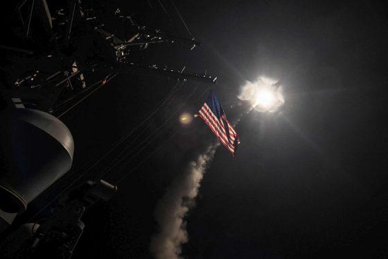 """Siria: attacco Usa, Franca e Gb. Appello Onu, """"Serve moderazione"""""""