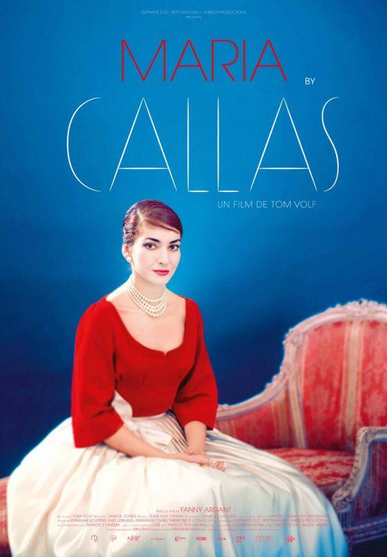 Al cinema Odeon di Firenze il film evento su Maria Callas