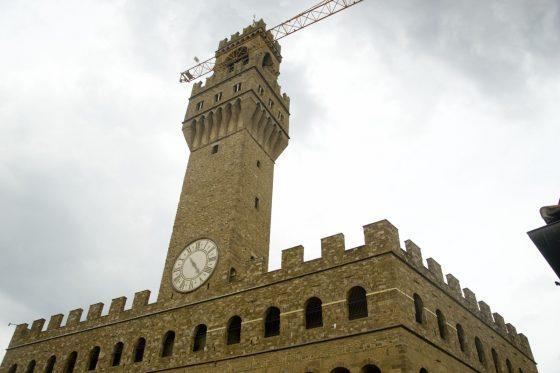 Restauro con 'vista' per l'orologio della Torre di Arnolfo di Palazzo Vecchio
