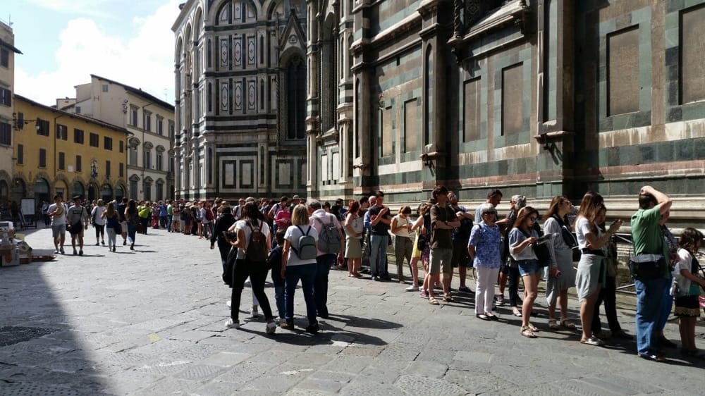 senza turisti