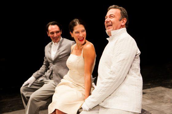 """Alceste e il """"teatrino del mondo"""":  Monica Conti reinterpreta """"Il Misantropo"""""""