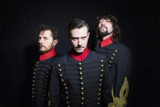 Ministri! Il trio milanese  in concerto all'Obihall di Firenze