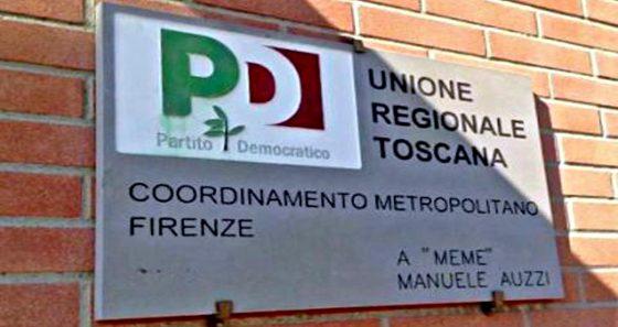 Segretario Pd Firenze, se accordo con M5s rimetto mandato