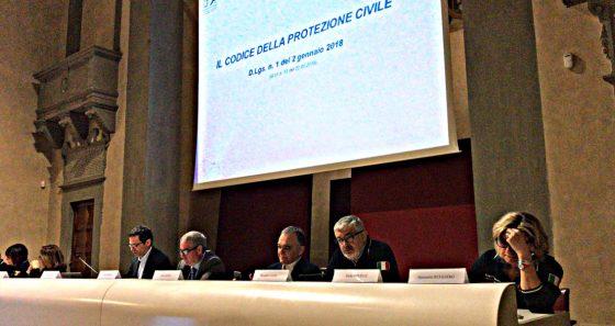 Toscana, Nuovo Codice della Protezione Civile