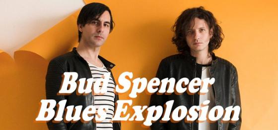 """Bud Spencer Blues Explosion in tour con """"Vivi Muori Blues Ripeti"""". Sabato 14 sul palco della Flog"""