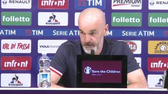 """Fiorentina super, Pioli: """"Bravi, ma non guardo calssifica"""""""