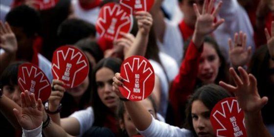 Sentenza di Pamplona, la giustizia che violenta due volte
