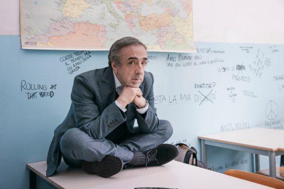 """""""La scuola"""" vent'anni dopo, con Silvio Orlando e Vittoria Belvedere"""