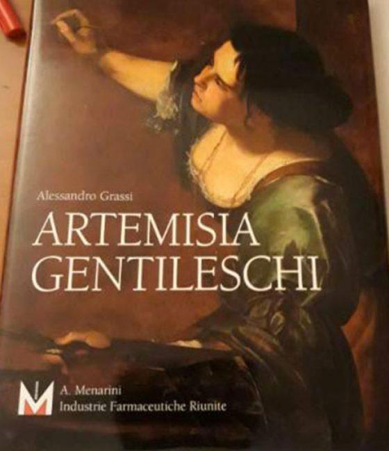 Il coraggio di Artemisia, monografia dedicata alla pittrice del Rinascimento