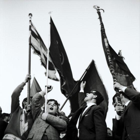 Primo Maggio : le fotografie di Ferruccio Malandrini