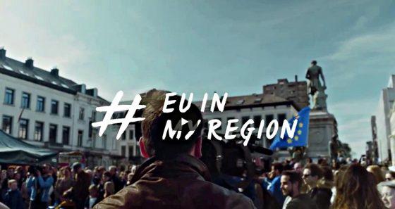 Campagna Europea 'EU in my Region'