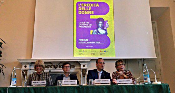 """""""L'Eredità delle Donne"""", festival dedicato al contributo della donna"""