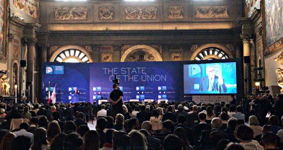 Seconda Giornata di 'The State of the Union'
