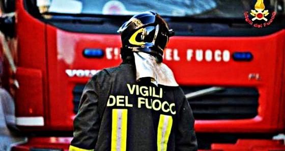 Incendio laboratorio cere a Capraia Fiorentina
