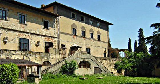 Firenze: villa di Rusciano all'asta per 7 milioni