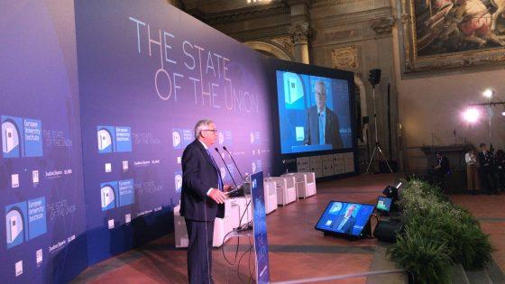 Europa: Juncker, per Commissione solidarietà oggi è obiettivo