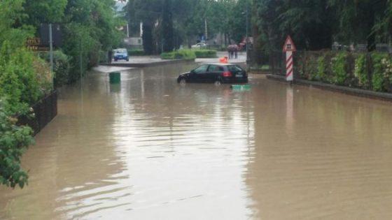 """Maltempo, Sinalunga: sindaco """"Situazione sta tornando alla normalità"""""""