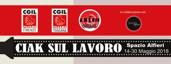 """Firenze, torna """"Ciak sul lavoro"""": rassegna di film a tema sociale"""