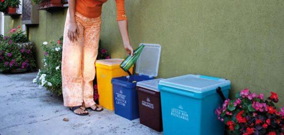 Toscana, rifiuti:  entro 2020 differenziata al 70%