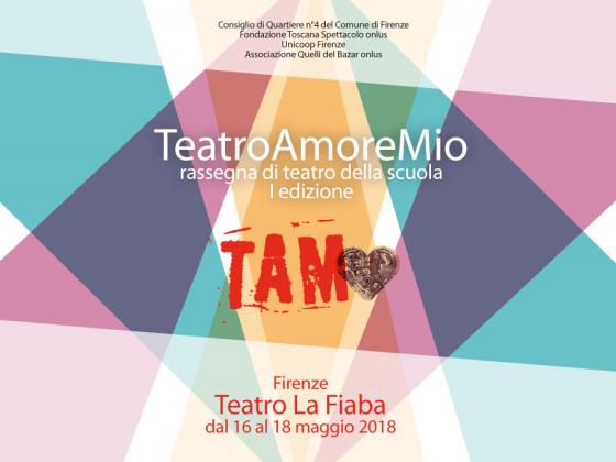 Teatro Amore Mio: il teatro dei piccoli in gara a Firenze