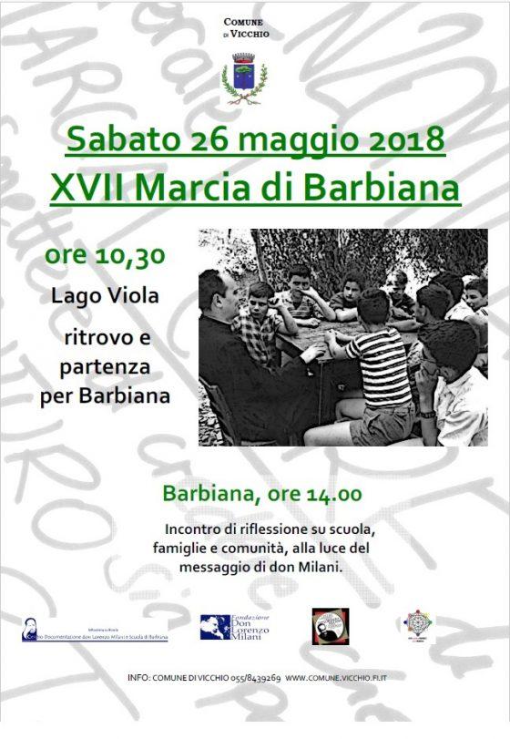 """Marcia di Barbiana: una camminata di """"princìpi"""" fino alla scuola di Don Milani"""