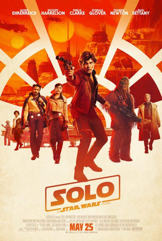 """Al cinema Odeon la prima dell'attesissimo """"Solo: A Star Wars Story"""""""