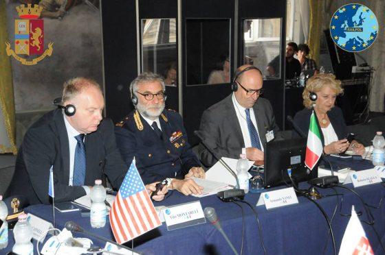Lucca: incontro polizie Ue durante consiglio strategico Railpol
