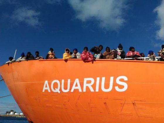 Acquarius: Nogarin, Livorno pronta ad accogliere vite umane