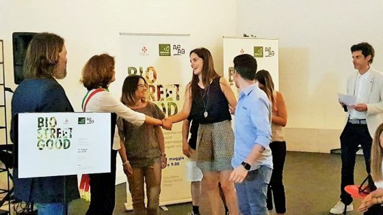 Bio Street Good, a Palazzo Vecchio presentate le start up biologiche del futuro