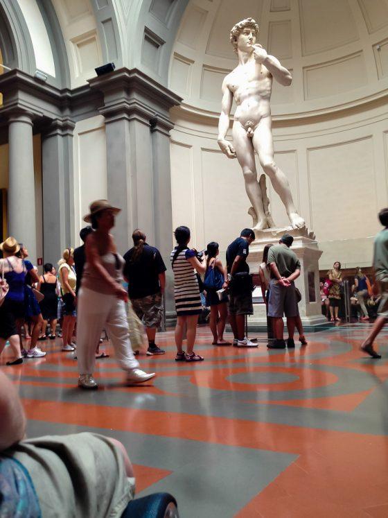 Firenze, Galleria dell'Accademia: apertura prolungata i giovedì sera d'estate
