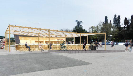 Torna Flower al Piazzale, la terrazza culturale sulla città
