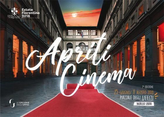 """Torna la rassegna """"Apriti Cinema!"""" 25 giugno – 11 agosto 2018"""