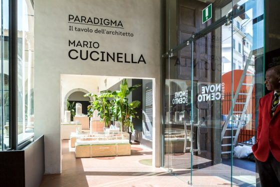Museo Novecento presenta una lecture dell'architetto Mario Cucinella a Palazzo Vecchio