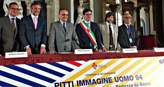 Primo giorno Pitti, arriva anche nuovo ministro cultura