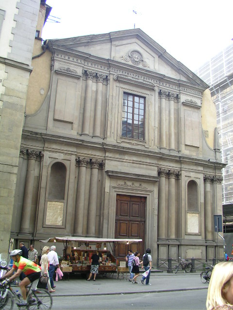 Firenze: restauri in chiesa spunta volta 'celestiale'