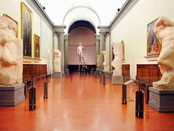 Voci Fiorentine, incontri con l'arte alla Galleria dell'Accademia di Firenze