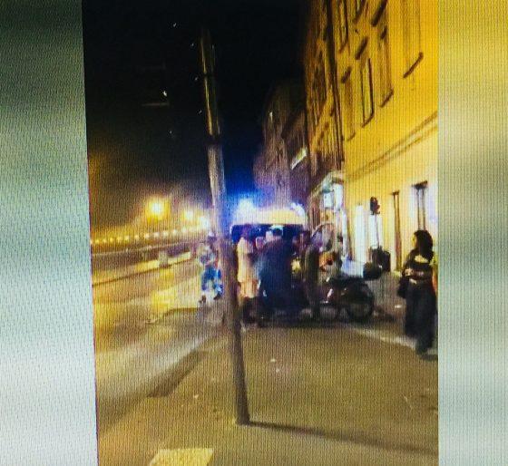 Maxirissa in centro a Pisa, ferito gestore locale