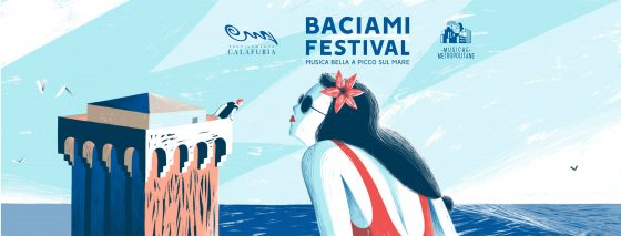 """Il Baciami Festival, dal 23 giugno la rassegna estiva di musica italiana, sulla terrazza del locale """"Precisamente Calafuria"""""""