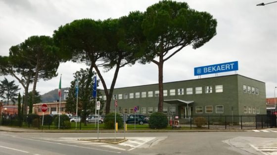 Effetto Bekaert: licenziati anche 15 dipendenti dell'impresa pulizie