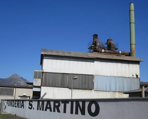 Barberino val d'Elsa (FI), sciopero e presidio Fiom Cgil alla Fonderia San Martino