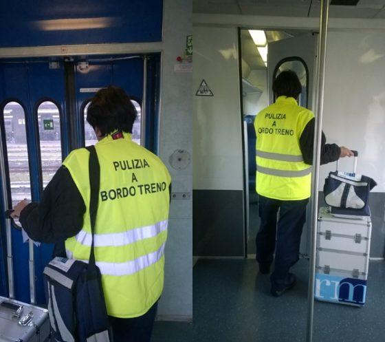 Pulizia treni, domani sciopero in Toscana