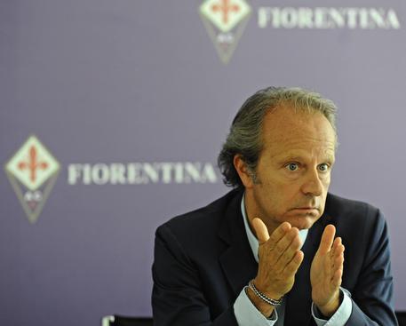 Fiorentina: Della Valle in visita alla squadra