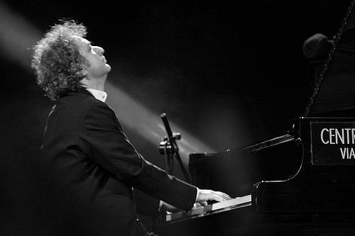 Roberto Cacciapaglia, concerto all'alba