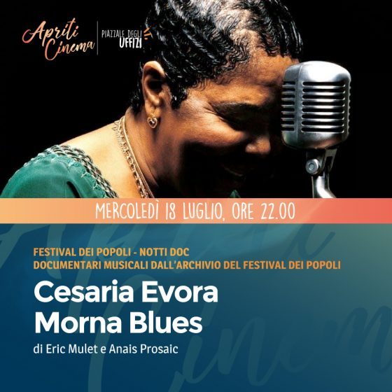 Festival dei Popoli: documentario su Cesaria Evora